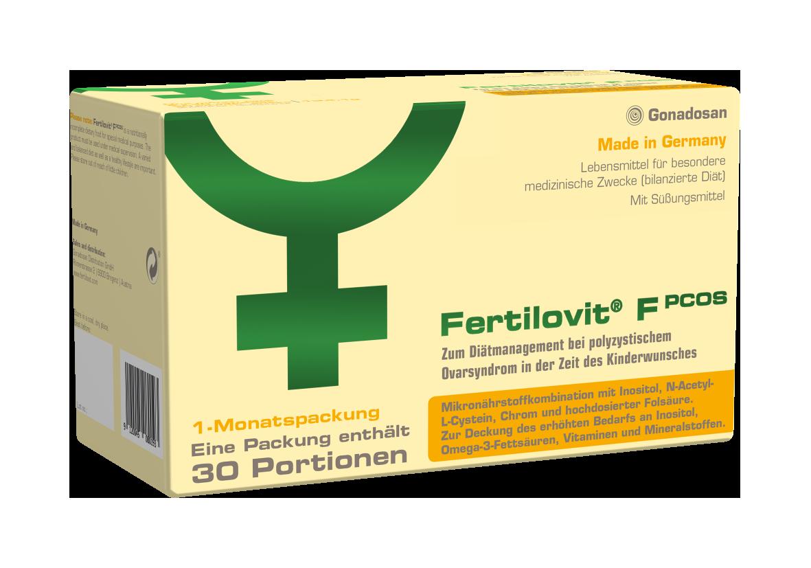 Article details Fertilovit® F PCOS